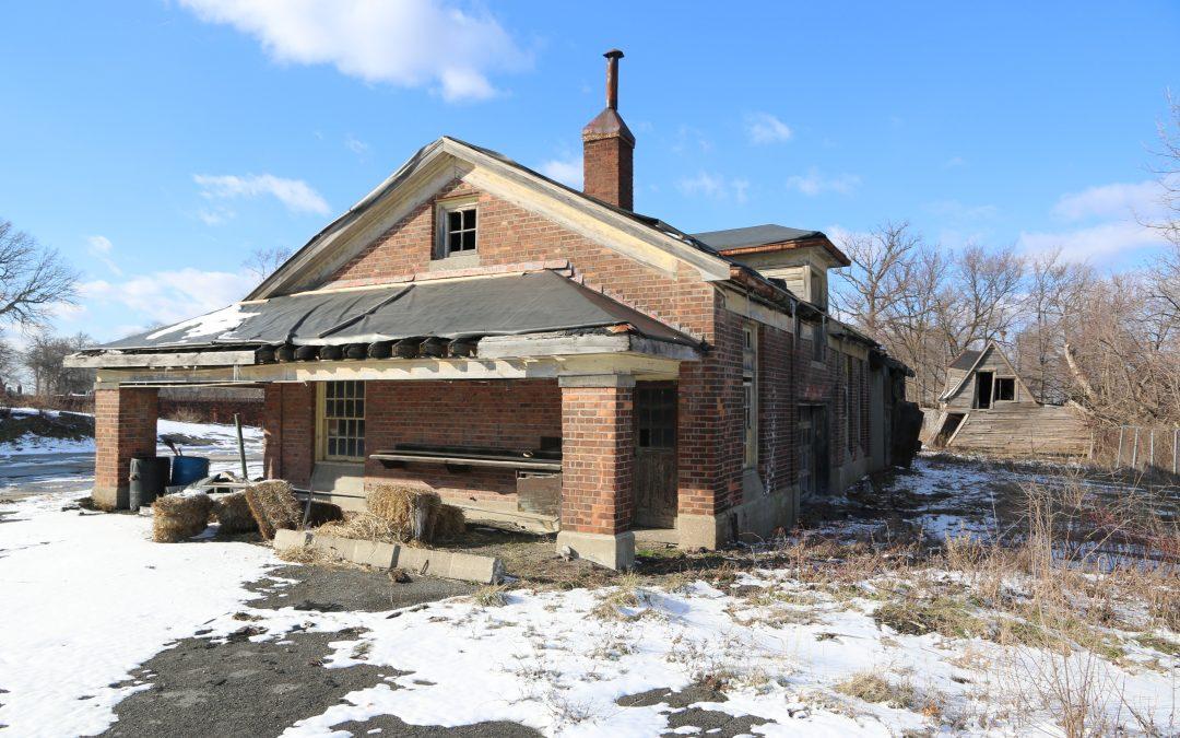 Belle Isle Saw Mill Restoration